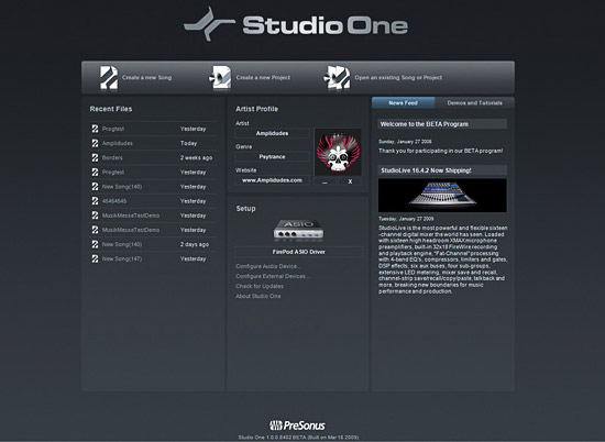 presonus-studio_one-start