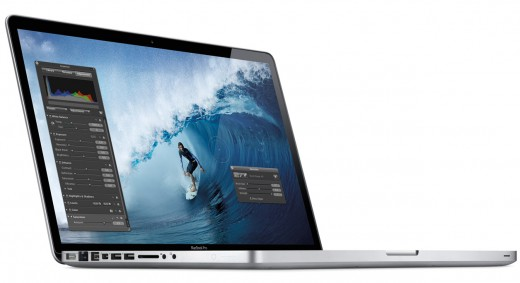 Apple MacBook Pro (2011) with Quad-Core CPU and Thunderbolt