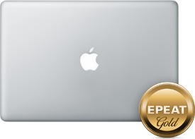 MacBook Pro - EPEAT Gold