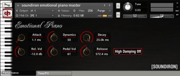 Soundiron Emotional Piano 2.0