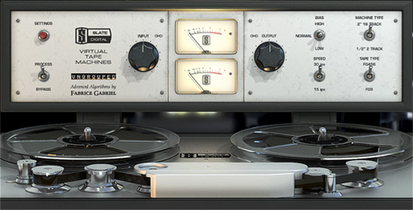 Rise of the Slate Digital Virtual Tape Machines