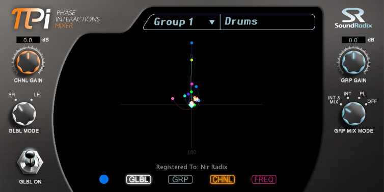 Sound Radix Serves Up Pi