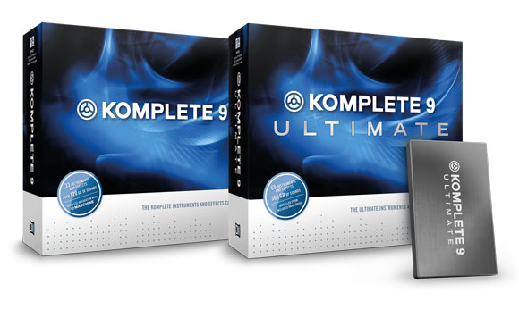 Native Instruments Komplete 9 Unkloaked