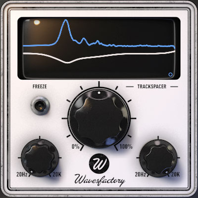 Wavesfactory TrackSpacer 2.0 Adds Advanced Controls