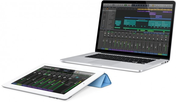 Logic Remote for iPad
