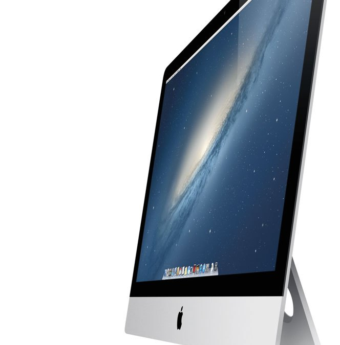 2013 iMac Sports PCIe Flash and Haswell Quad-Core CPU