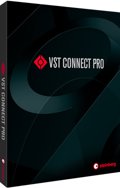 Record Peer-to-Peer with Steinberg VST Connect Pro