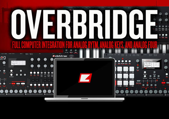 Elektron Overbridge Integrates Analog Instruments