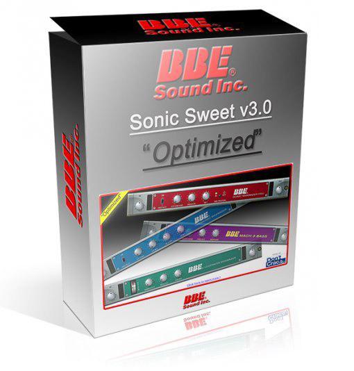 BBE Spills Sonic Sweet Optimized 3.0