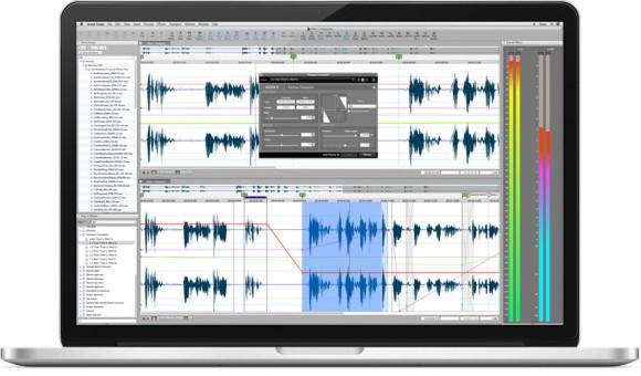Sony Sound Forge 2 - Plug-in Chooser