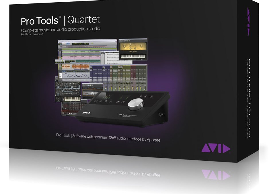 Apogee and Avid Announce New Pro Tools Interfaces