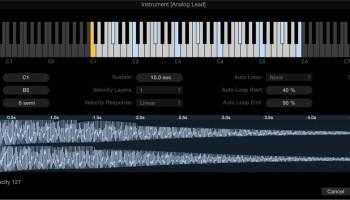 Logic Pro X 10 1 Adds Drum Machine Designer, Plug-In Manager & More