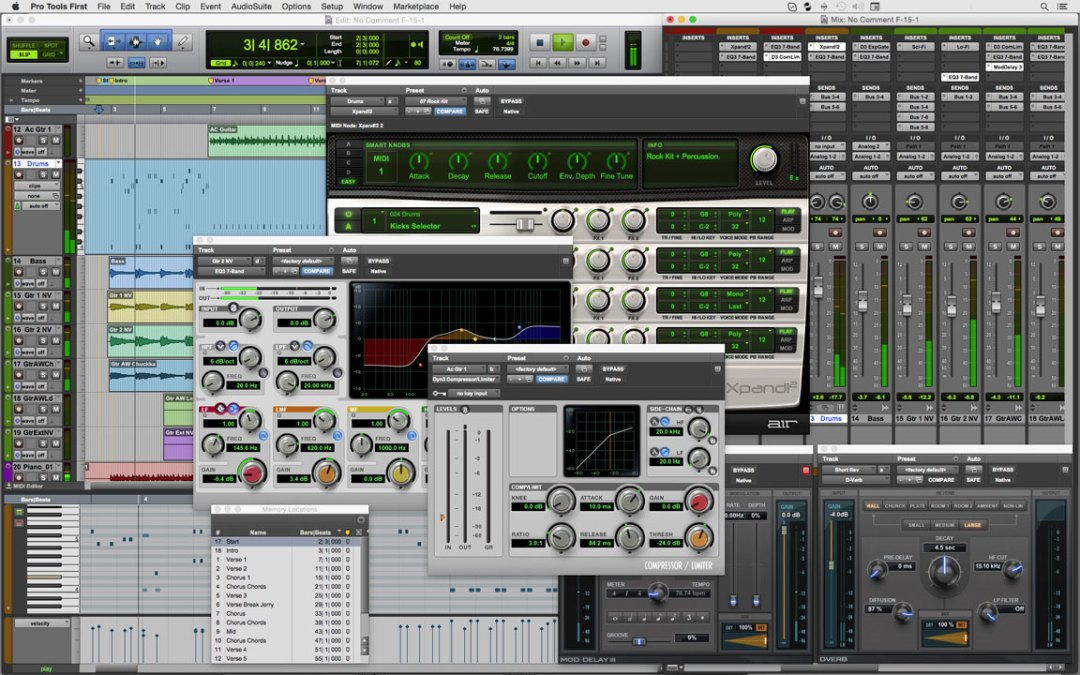 Pro Tools | First Will Be a Free Download from Avid