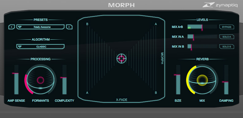 Zynaptiq Morph 2 Fuses Sounds with Science