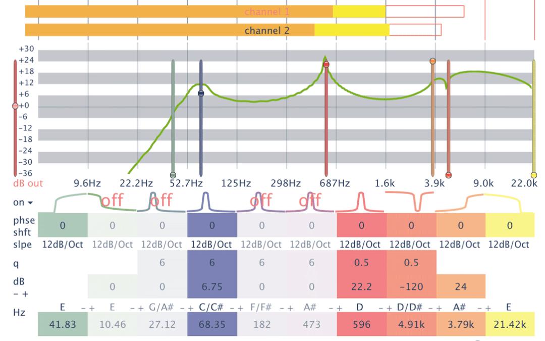 Barratt Audio Equavescent2 is a Uniquely Modern EQ