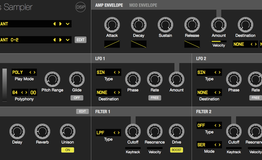 Host and sample your other plug-ins with discoDSP Bliss