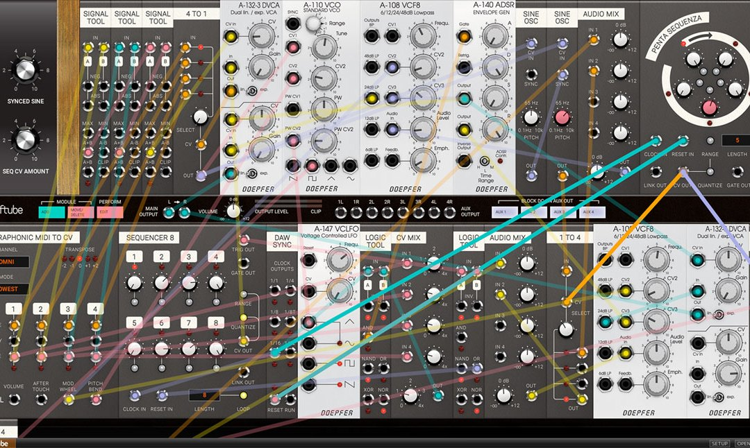 Softube Modular is the Eurorack emulation for everyone