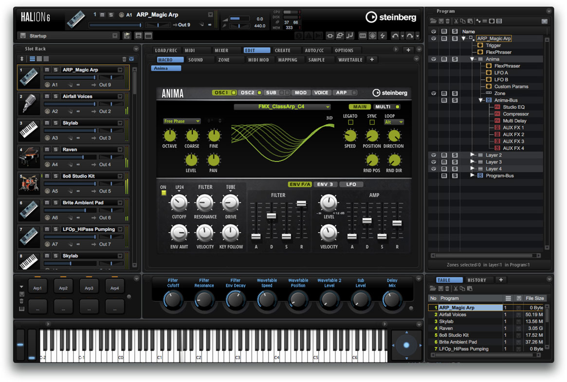 Steinberg announces HALion 6, HALion Sonic 3, and Absolute 3