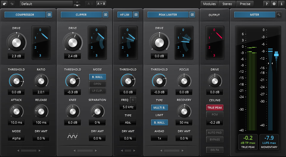 Tokyo Dawn Labs launches TDR Limiter 6 GE