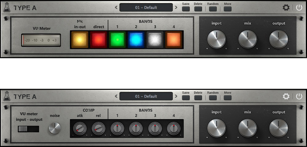 AudioThing announces Type A vintage enhancer