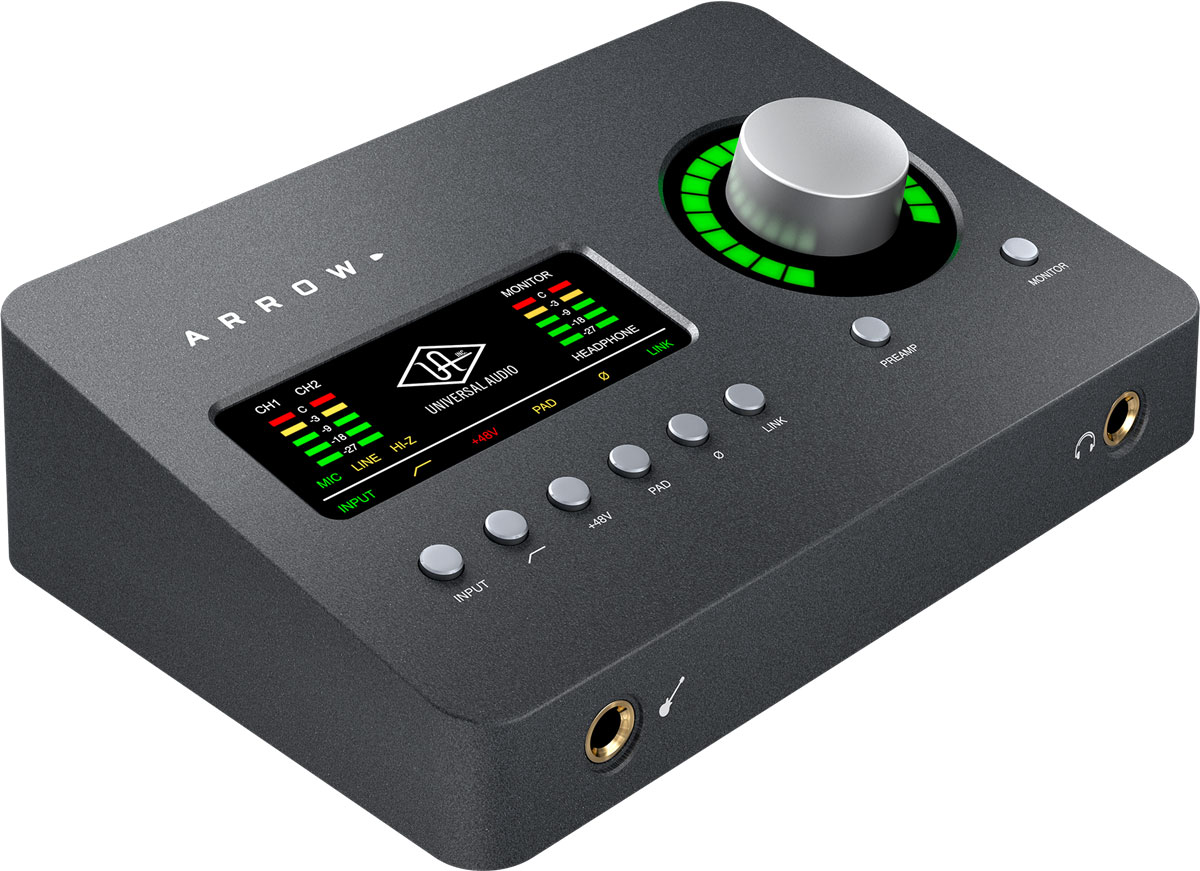 Universal Audio ships Arrow audio interface