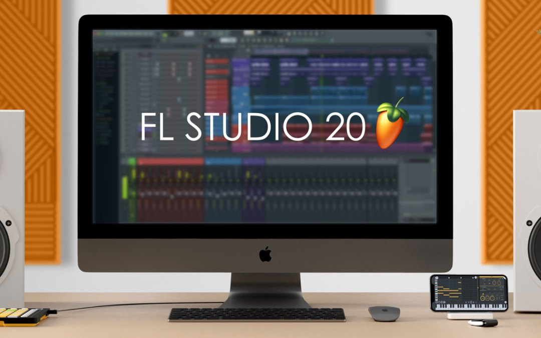 Image-Line introduces FL Studio 20 for macOS
