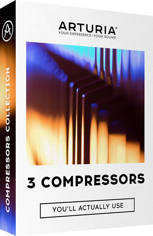 Arturia offers 3 Compressors You'll Actually Use   macOS Audio