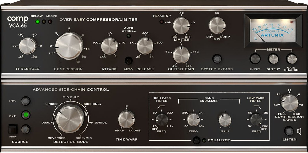 Arturia offers  3 Compressors You'll Actually Use