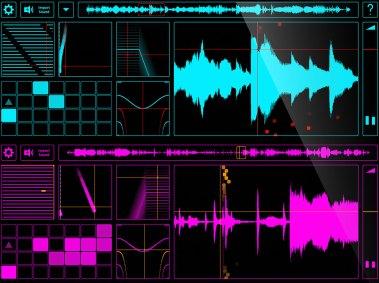 Delta-V Audio SpaceCraft