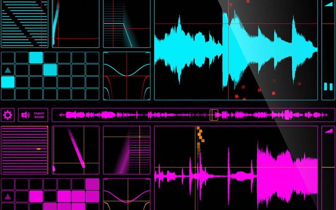 Delta-V Audio SpaceCraft granular synth comes to the Mac