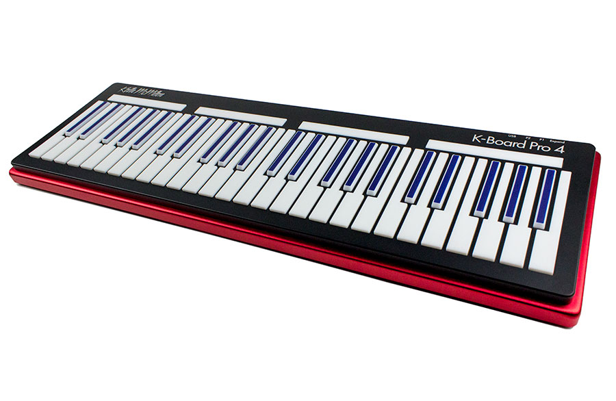 K-Board Pro 4 now available from Keith McMillen Instruments