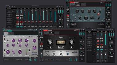 Apogee Symphony Desktop FX Complete plugins