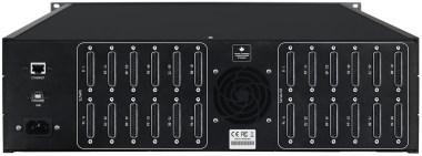 Flock Audio Patch XT rear panel