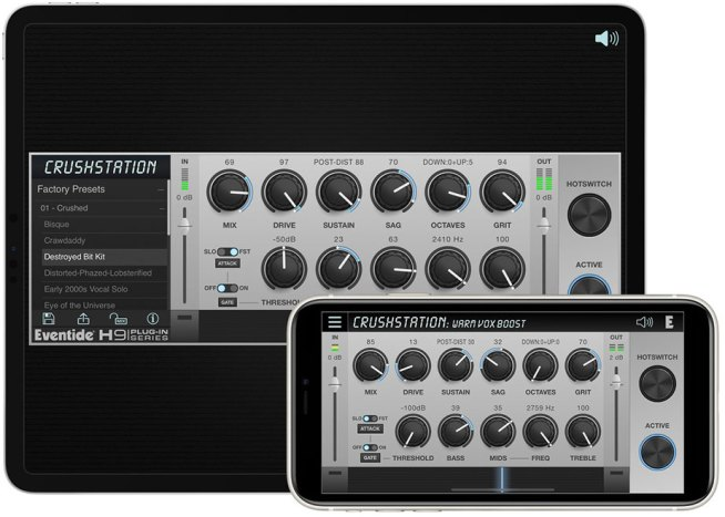 Eventide CrushStation for iOS