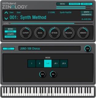 Roland Zenology - Juno 106 Chorus