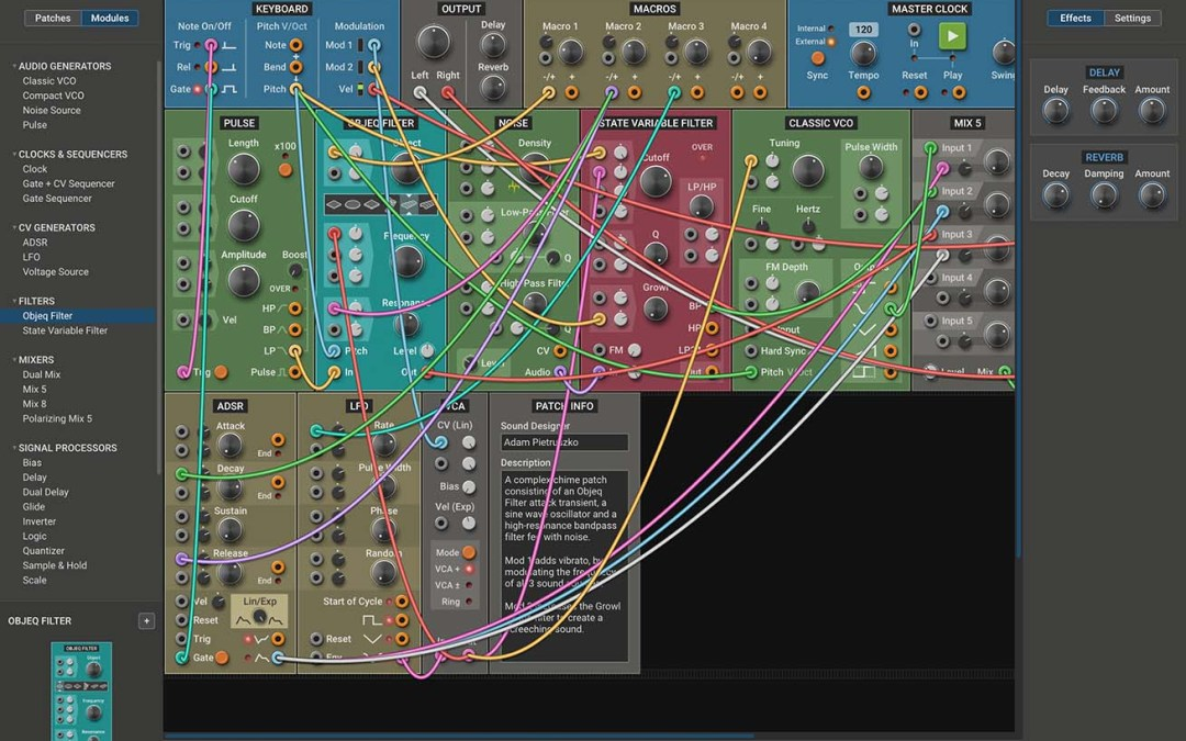 AAS launches Multiphonics CV-1 modular synthesizer