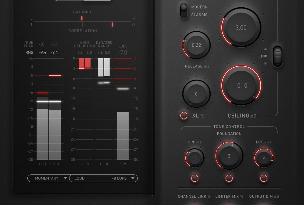 Plugin Alliance and Brainworx present bx_limiter True Peak