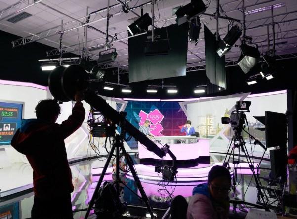 CCTV-LondonOlympic