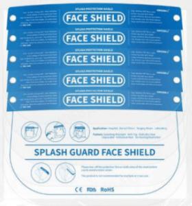 face shield medical use 1