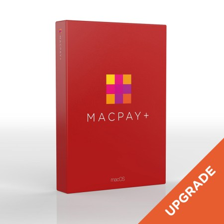 MacPay+ Upgrade