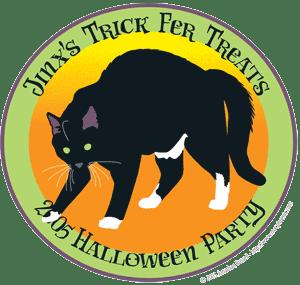 Jinx's Trick Fer Treat 2005 Halloween Party