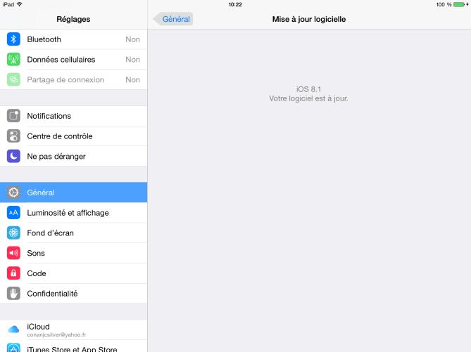 ios 8.1 iphone ipad ipod