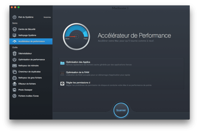 Accelerer El Capitan performance
