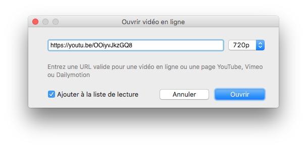 lecteur multimedia pour mac streaming
