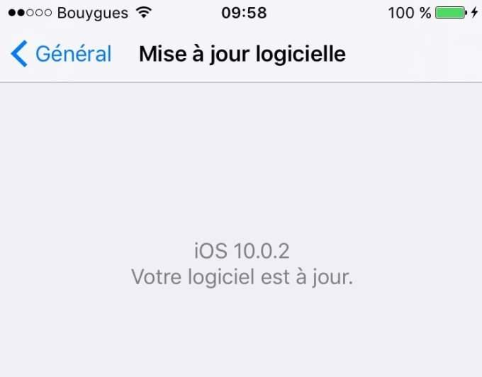 iOS 10.0.2 iphone ipad