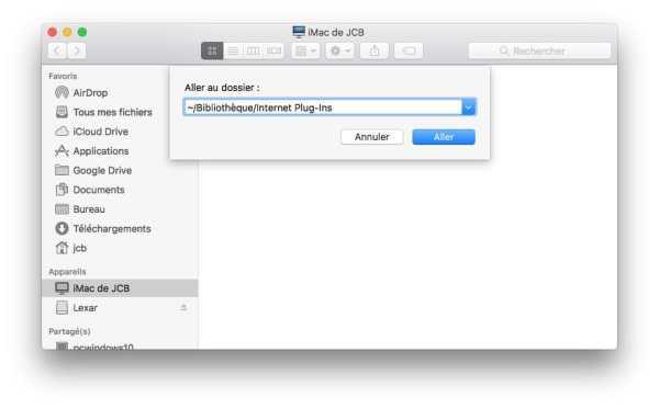 Supprimer une extension Safari supprimer plugin safari mac os sierra