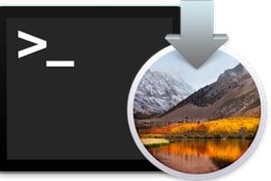 Desactiver le SIP macOS High Sierra 10.13 tutoriel