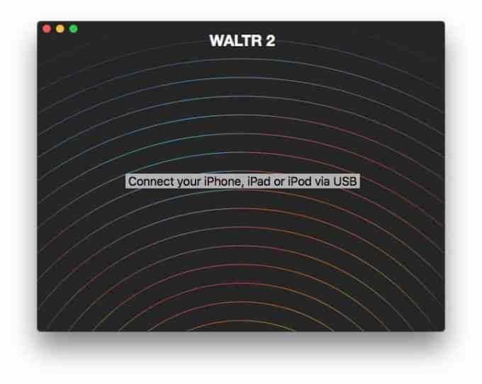Copier une video sur un iPhone connecter iphone ipad
