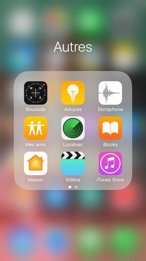 copier une video sur un iPhone et visionner