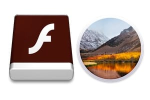 Installer Flash Player macOS High Sierra tutoriel complet